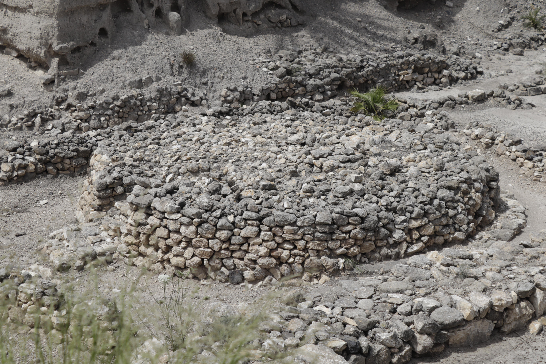 Megiddo: Bronze Age altar