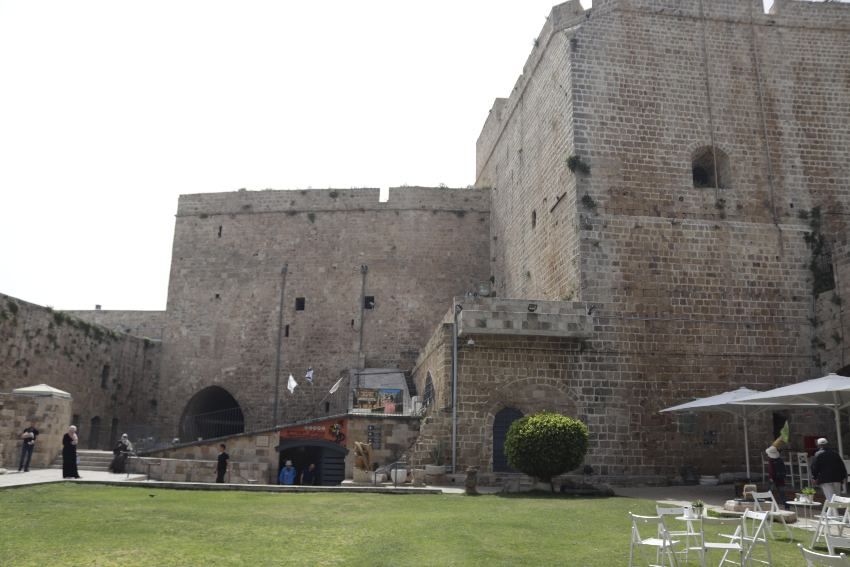 Akko: Crusader fortress