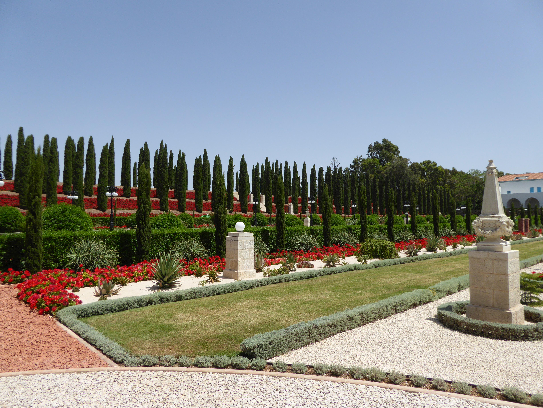 Akko: Bahai gardens